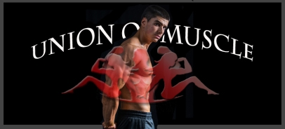 The Union of Muscles Banner Coach Jamie copy